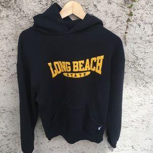 Long Beach State Russell Athletic Hoodie